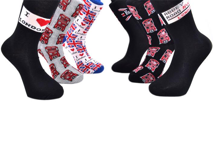 Britain Socks – BM151