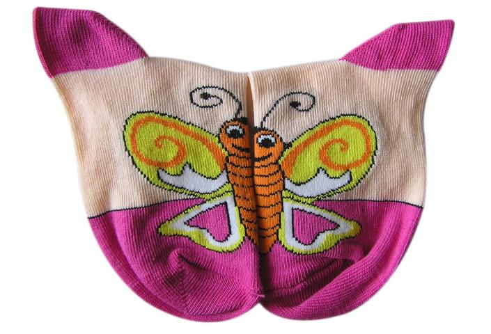 Butterfly Socks – BK990