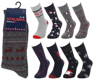 Christmas Socks - BM711