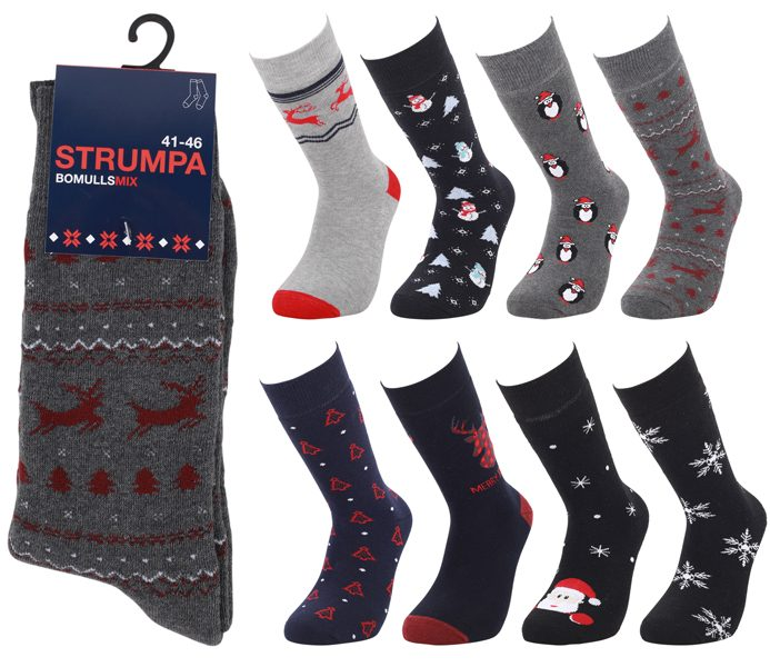 Christmas Socks – BM711
