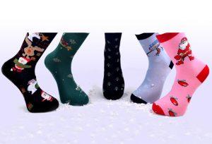Christmas Socks - BW121