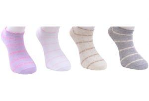Desgined Short Socks - BW219