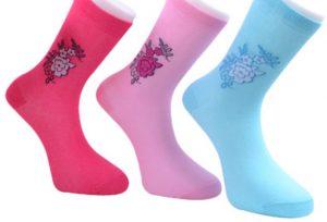 Flower Socks - BW116
