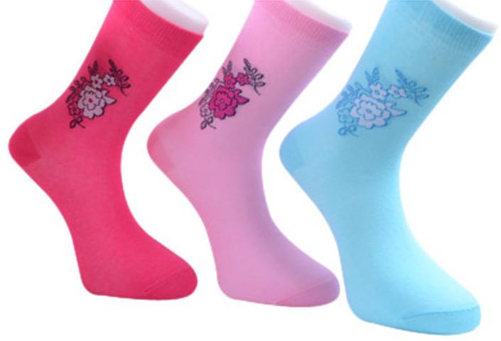 Flower Socks – BW116