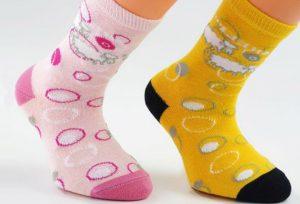 Girls sheep socks - BK911