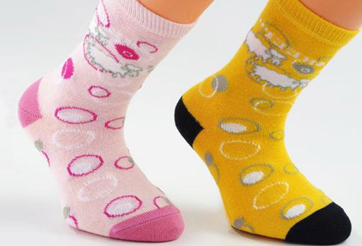 Girls Sheep Socks – BK911