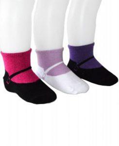 Girls Shoe Socks - BB405