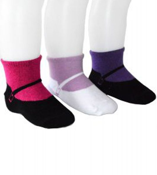 Girls Shoe Socks – BB405