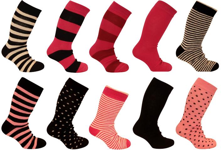Girls Socks Assortment – BK982