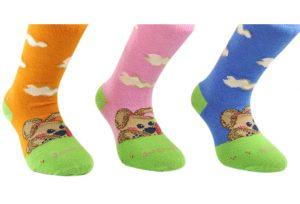 Girls sweet socks - BK909