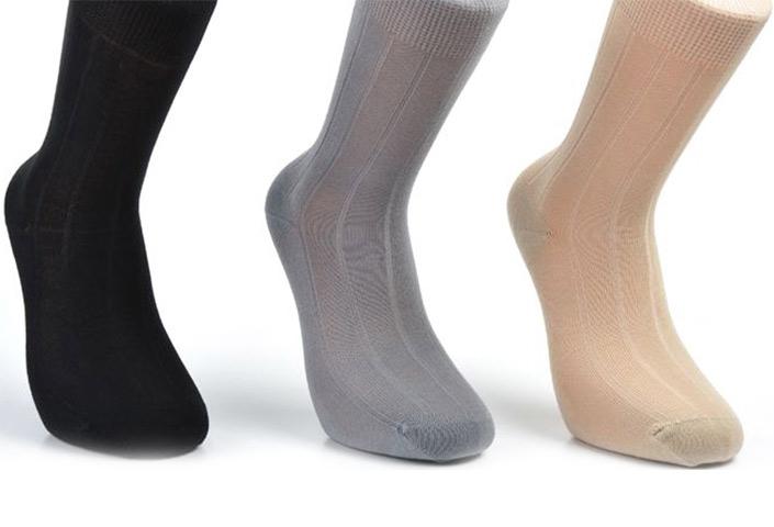 Mens Ribbed Socks – BM196
