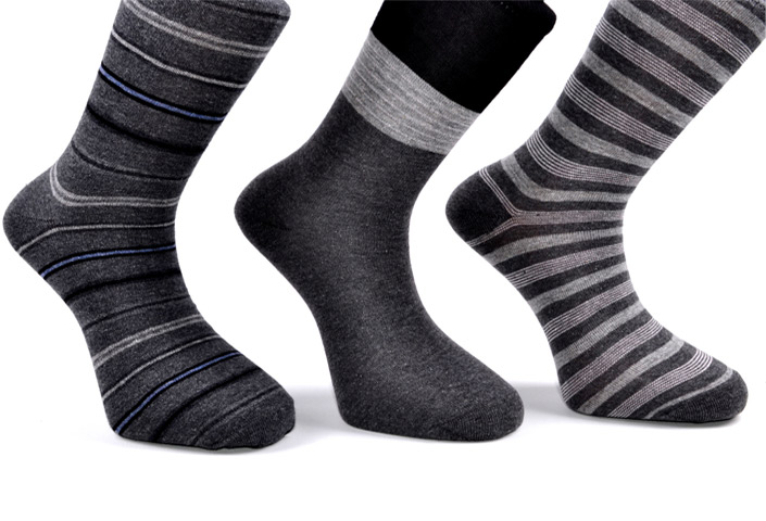 Mens Striped Socks – BM170