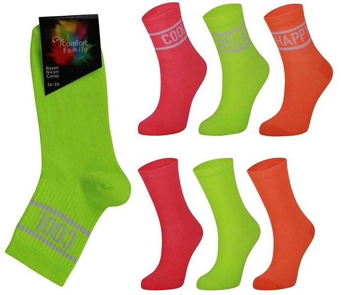 Neon Socks – BW722