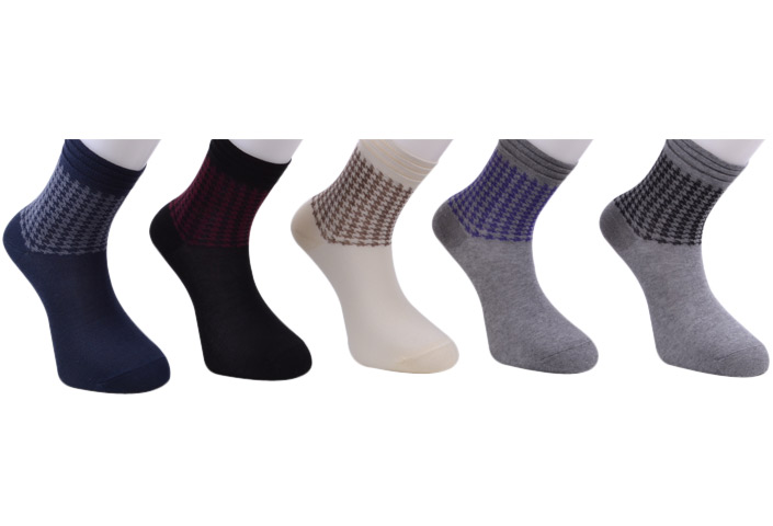 Pattern Socks – BW111
