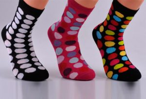 Pink Socks - BW133