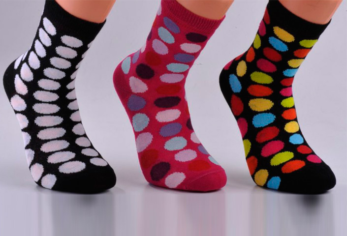 Pink Socks – BW133