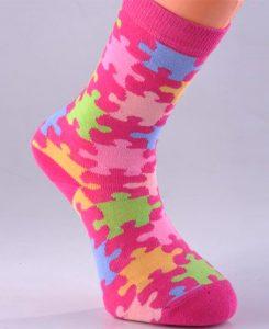 Puzzle Socks - BW160