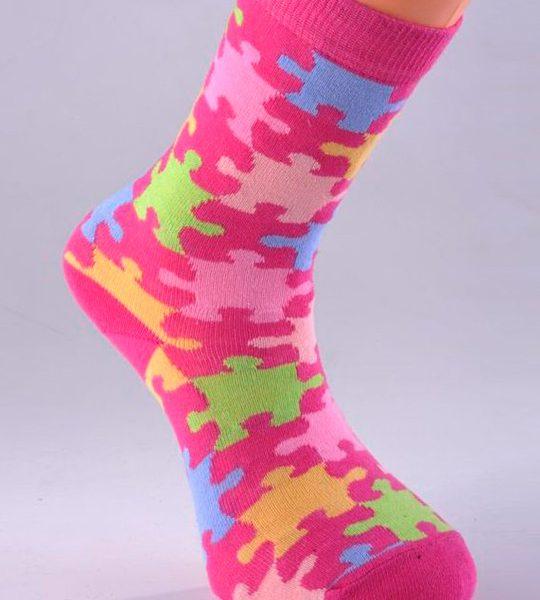 Puzzle Socks – BW160