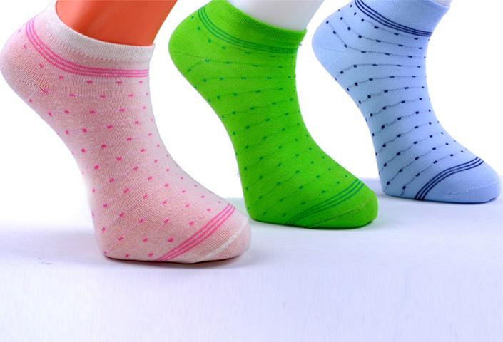 Small Dots Socks – BW233