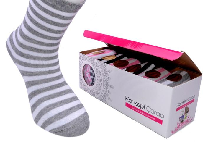 Socks in Boxes – BW51