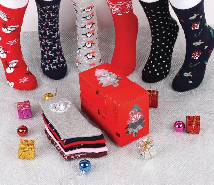 Socks In Gift Box 3 Pack – BW260