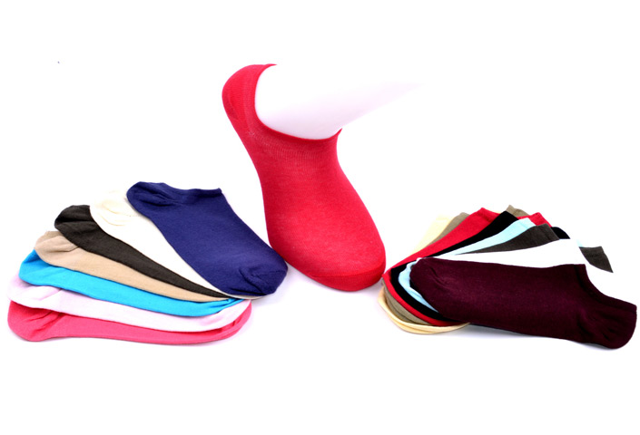 Solid Color Socks – BW250