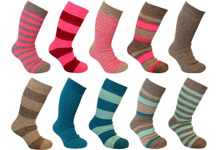 Stripe Socks – BK981