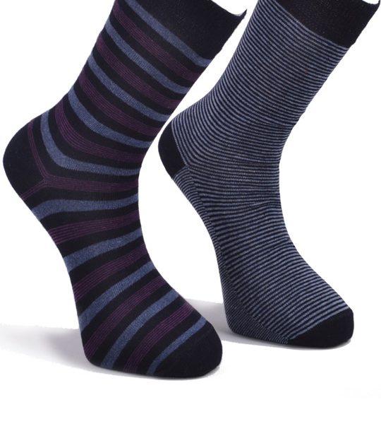 Striped Socks – BM175