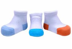 Toe Colored Socks - BB418