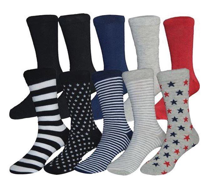 1 € / 10 Kr Socks 1 Pack – BM301