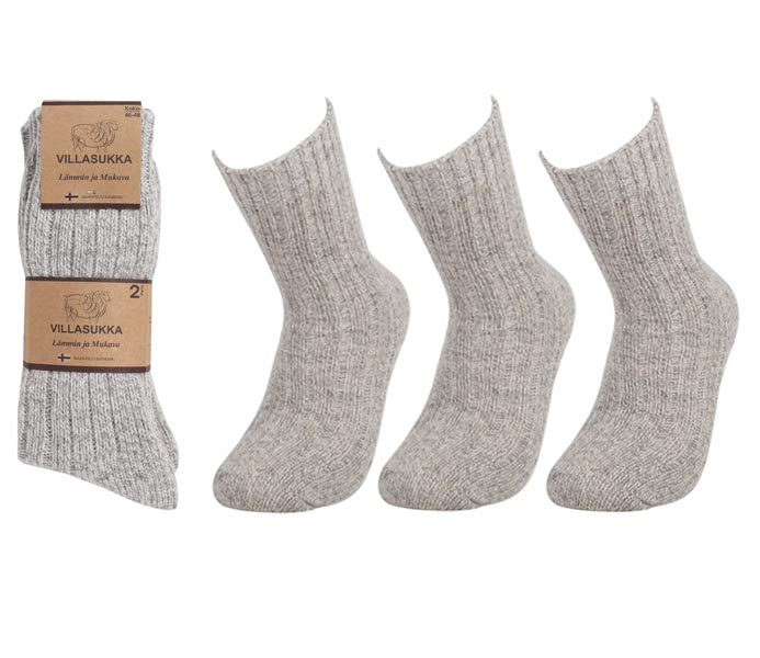 Heavy Ragg Socks – BM475