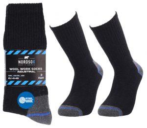 Wool Work Socks 2 Pack – BM440
