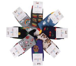 Bolero Colorful Socks - BM949