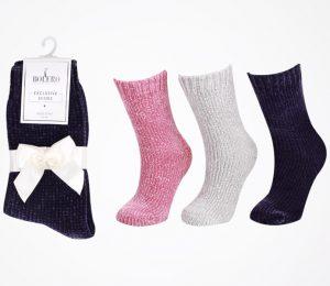 Chenille Socks – BW917