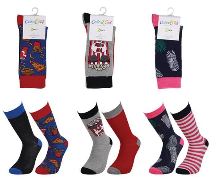 Color-Cool Socks 2 Pack – BM811