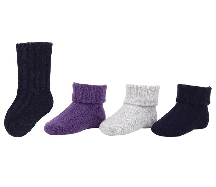 Babies Wool Socks 2 Pack – BK862