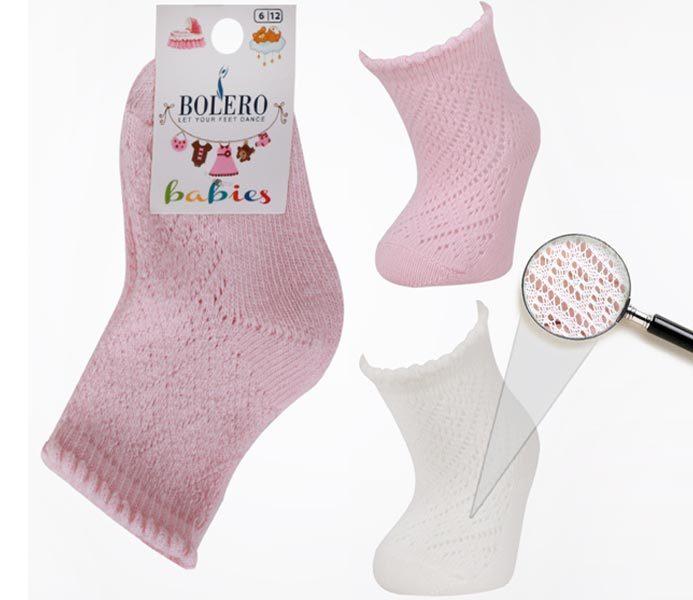 Baby Crochet Socks – BK891