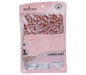 Ladies Slips 3 Pack - BU223