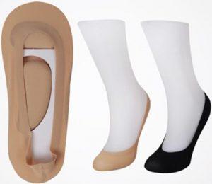 Ladies Comfort Sole Footless Plain - BP3070