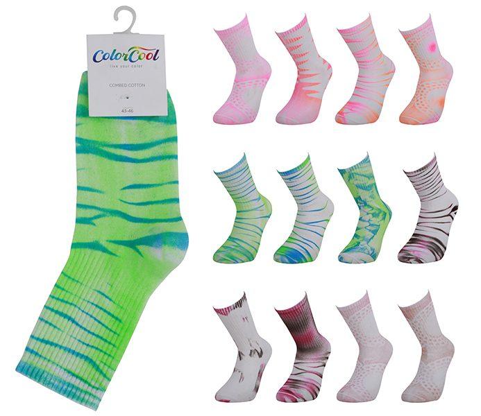 Batik Socks – BW717