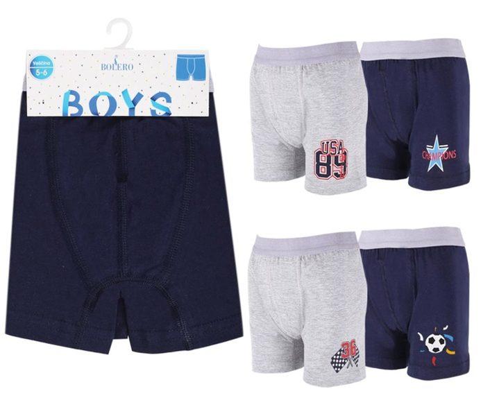 Boys Boxers 2 Pack – BU308