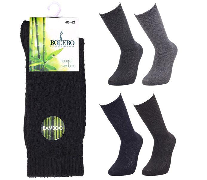 Men Thicker Bamboo Socks – BM733