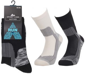 Running Crew Socks - BM730
